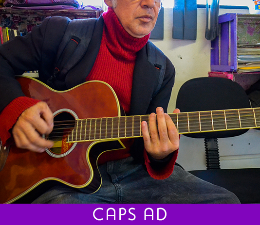 Miniatura CAPS AD