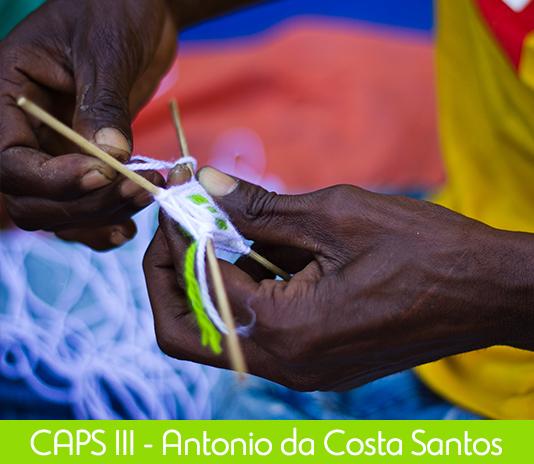 Unidades-CAPS-Antonio da Costa Santos-2018-2